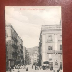 Postales: ALCOY. SAN LORENZO. C. VILAPLANA. Lote 199503545