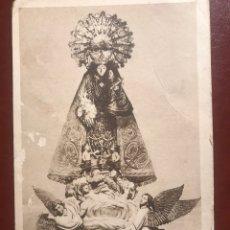 Postales: ALCOY. VIRGEN DE LOS DESAMPARADOS. NAKE. Lote 199504826