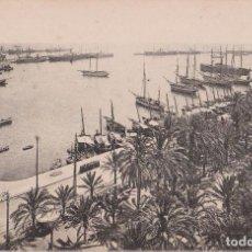 Postales: ALICANTE, DETALLE DEL PUERTO - L.ROISIN, FOT. Nº 24 - S/C. Lote 199507045