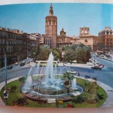 Postales: Nº10 VALENCIA. PLAZA DE LA REINA. SIN CIRCULAR.. Lote 200643900