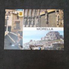 Postales: MORELLA, CASTELLON. Lote 201152350