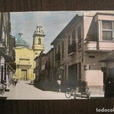 Postales: SAN VICENTE DE RAPEIX-CALLE MAYOR-EXCL·ANTONIO GARCIA VALLES-POSTAL ANTIGUA-VER FOTOS-(68.740). Lote 201237663