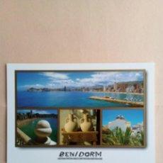 Postales: POSTAL DE BENIDORM. Lote 47274465