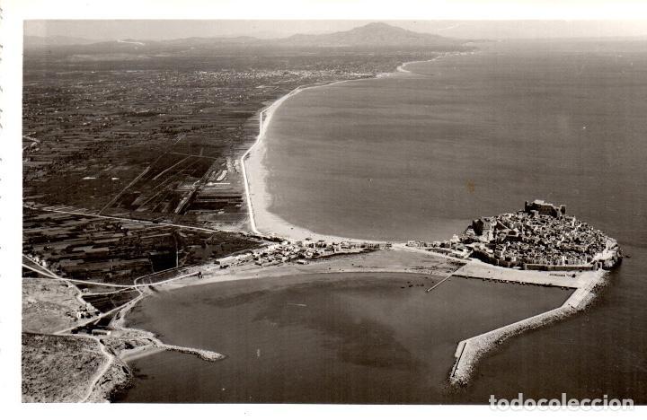 POSTAL ANTIGUA DE PEÑÍSCOLA (Postales - España - Comunidad Valenciana Antigua (hasta 1939))