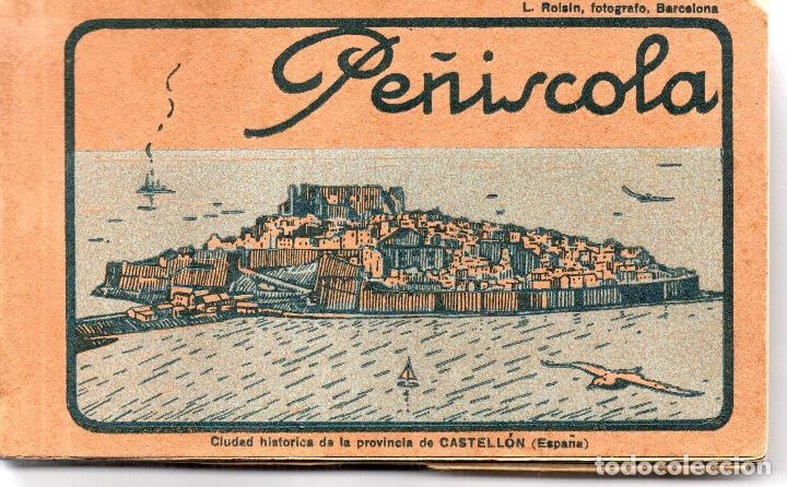 POSTAL ANTIGUA DE PEÑISCOLA (Postales - España - Comunidad Valenciana Antigua (hasta 1939))