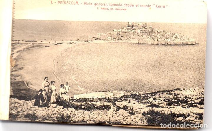 Postales: Postal antigua de Peñiscola - Foto 2 - 201731333