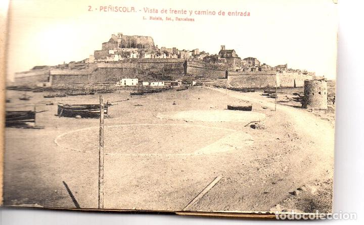 Postales: Postal antigua de Peñiscola - Foto 3 - 201731333