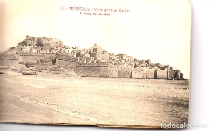 Postales: Postal antigua de Peñiscola - Foto 4 - 201731333