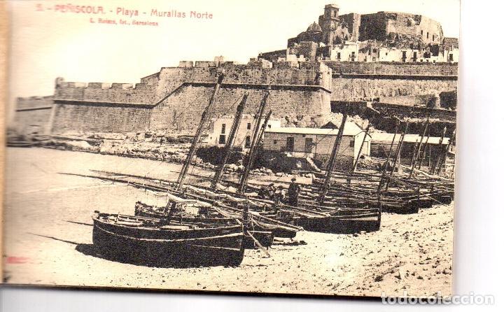 Postales: Postal antigua de Peñiscola - Foto 6 - 201731333