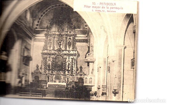 Postales: Postal antigua de Peñiscola - Foto 11 - 201731333
