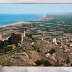 Postales: COSTA DEL AZAHAR CULLERA EL CASTILLO Nº V 7209 CYP CAMPAÑA SADAGCOLOR SIN CIRCULAR. Lote 202081490