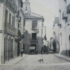 Postales: GANDIA-PLAZA DEL SANTO DUQUE-ROISIN-11-POSTAL ANTIGUA-(69.268). Lote 202480298