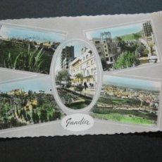 Postales: GANDIA-ED·ARRIBAS-POSTAL ANTIGUA-(69.324). Lote 202487856