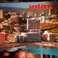 Cartes Postales: POSTAL BENIDORM CALA FINESTRAT N 23 GALIANA S/C. Lote 202500997