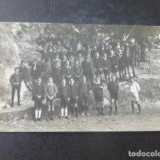 Cartoline: ORIHUELA ALICANTE COLEGIO DE SANTO DOMINGO GRUPO DE ALUMNOS. Lote 203966082