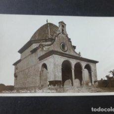 Postales: MONOVAR ALICANTE ERMITA DE SANTA BARBARA. Lote 203967678