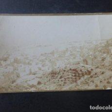 Postales: ALICANTE VISTA POSTAL FOTOGRAFICA. Lote 203970413