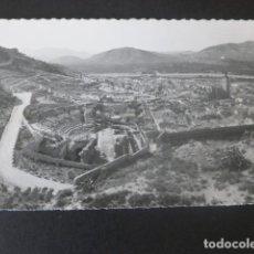 Postales: SAGUNTO VALENCIA TEATRO ROMANO Y VISTA PARCIAL. Lote 204536376