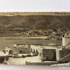 Postales: POSTAL FOTOGRÁFICA. GUILLEN SIN NUMERACIÓN. VISTA DE LOS BUNGALOW. EL ARENAL. JAVEA. ALICANTE. Lote 204706816