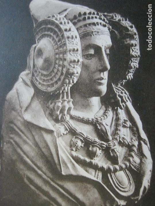 ELCHE-LA DAMA DE ELCHE-ROISIN-POSTAL ANTIGUA-(70.202) (Postales - España - Comunidad Valenciana Antigua (hasta 1939))