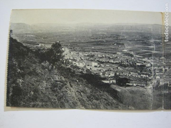 Postales: JATIVA-VISTA GENERAL-POSTAL PANORAMICA CUADRUPLE-POSTAL ANTIGUA-(70.300) - Foto 2 - 204816127