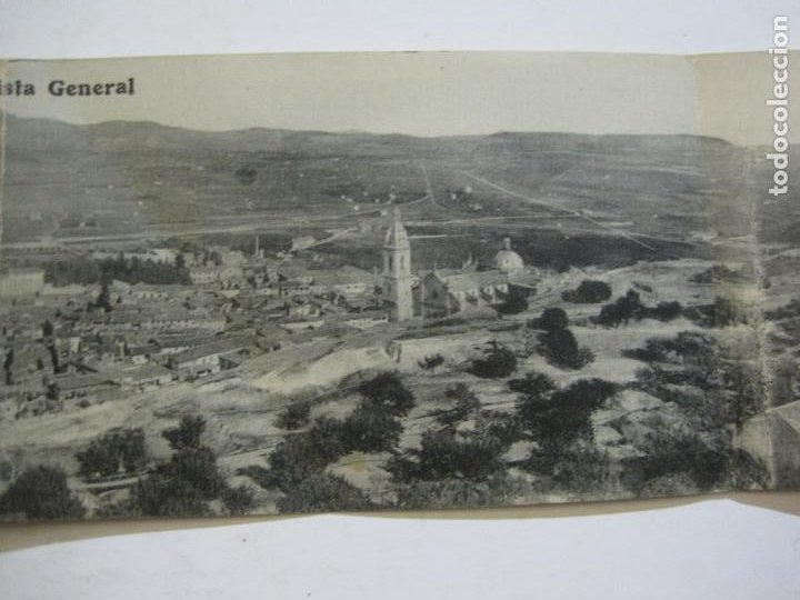 Postales: JATIVA-VISTA GENERAL-POSTAL PANORAMICA CUADRUPLE-POSTAL ANTIGUA-(70.300) - Foto 4 - 204816127