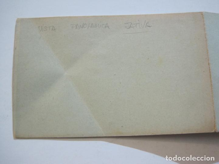 Postales: JATIVA-VISTA GENERAL-POSTAL PANORAMICA CUADRUPLE-POSTAL ANTIGUA-(70.300) - Foto 12 - 204816127