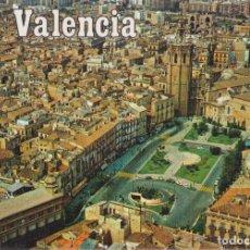 Cartoline: VALENCIA, VISTA AÉREA - ESCUDO DE ORO Nº 1353 - S/C. Lote 205286715