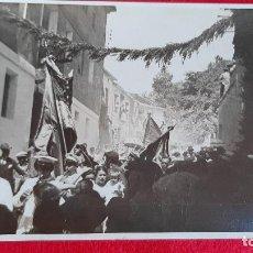 Postales: POSTAL BUÑOL VALENCIA AGOSTO 1922 FOTOGRAFICA ORIGINAL P928. Lote 205367767