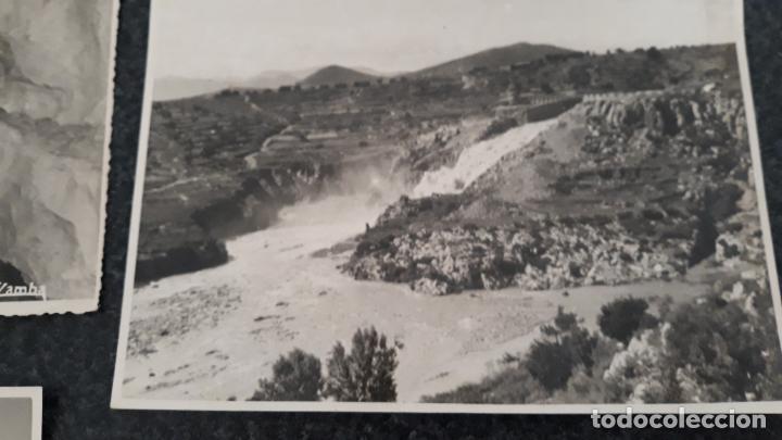 Postales: creacion del pantano de maria cristina castellon 22-11-1949 - Foto 2 - 205468997