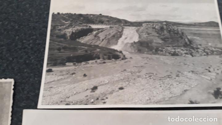 Postales: creacion del pantano de maria cristina castellon 22-11-1949 - Foto 3 - 205468997