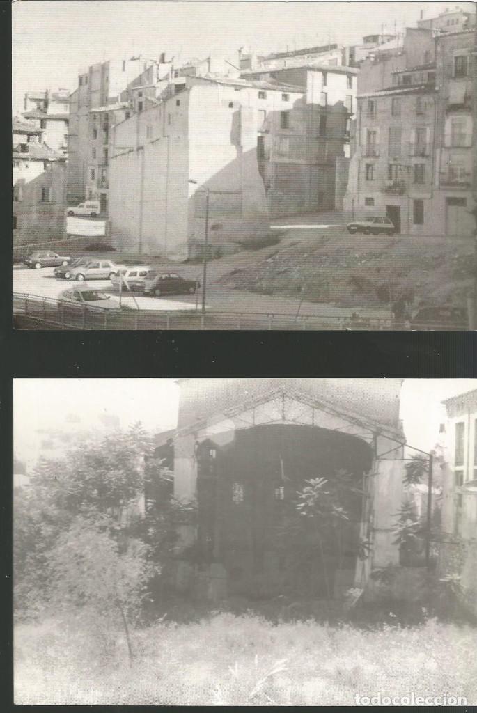 Postales: Alcoy 8 postales antiguas son reediciones hechas hace años. - Foto 2 - 205659223