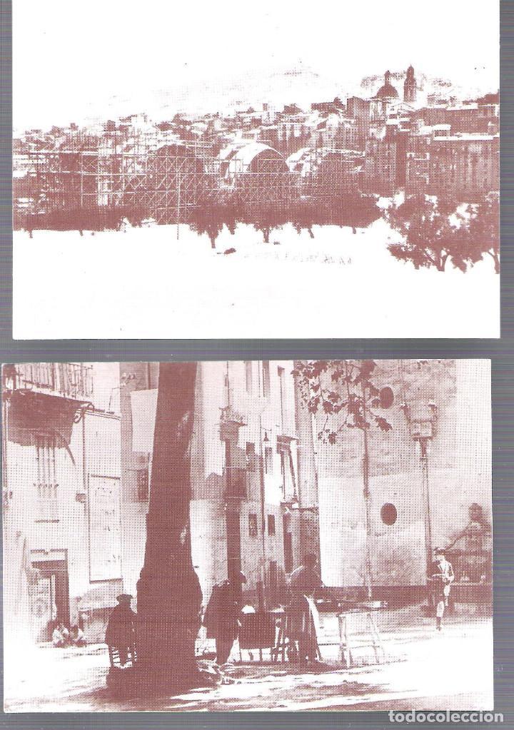 Postales: Alcoy 8 postales antiguas son reediciones hechas hace años. - Foto 4 - 205659223