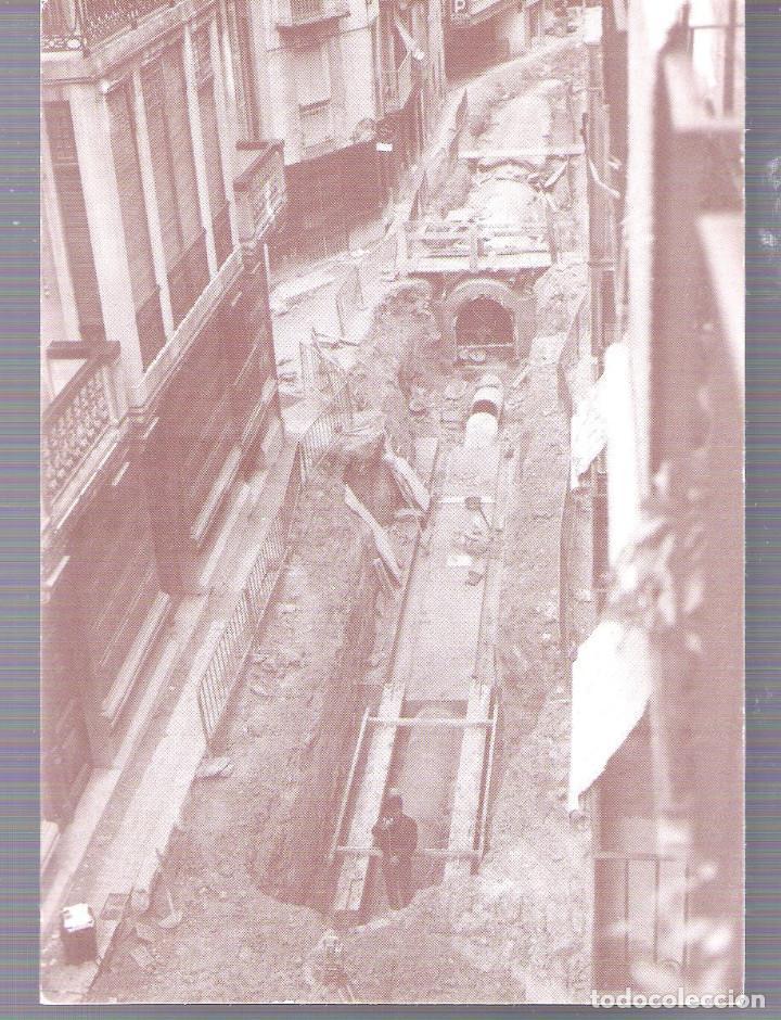 Postales: Alcoy 8 postales antiguas son reediciones hechas hace años. - Foto 5 - 205659223