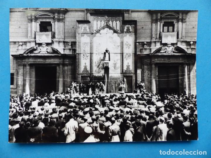VALENCIA - REPRESENTACIÓ DELS MIRACLES DE SAN VICENÇ FERRER - ARXIU CUYAS (Postales - España - Comunidad Valenciana Moderna (desde 1940))