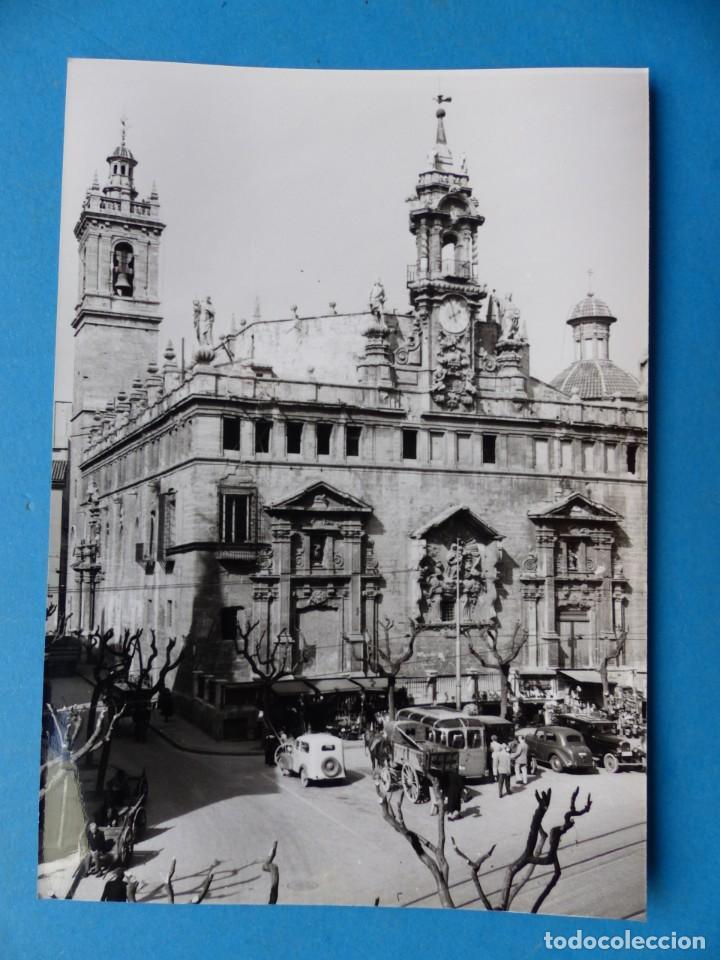 VALENCIA - ESGLESIA DELS SANTS JOANS - ARXIU CUYAS (Postales - España - Comunidad Valenciana Moderna (desde 1940))