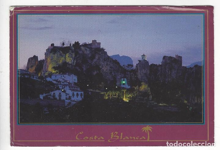 COSTA BLANCA.- GUADALEST (Postales - España - Comunidad Valenciana Moderna (desde 1940))