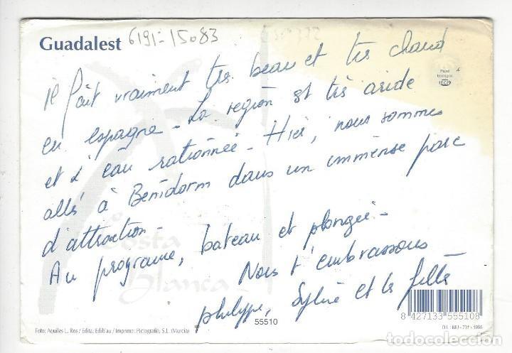 Postales: COSTA BLANCA.- GUADALEST - Foto 2 - 206223368