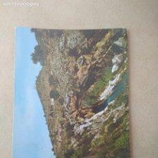 Postales: POSTAL BOLBAITE, VALENCIA, VISTA DEL GORGO CADENAS. Lote 206460538