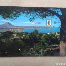 Postales: POSTAL JAVEA, ALICANTE, VISTA PANORAMICA. Lote 206880397