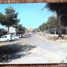 Postales: LA CAÑADA - VALENCIA - ESTACIÓN Y TRENET. Lote 207056852