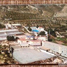Postales: COLEGIO LA SALLE - ALCOY - ALICANTE. Lote 207056970