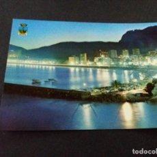 Postales: POSTAL DE BENIDORM - PUERTO Y PLAYA - BONITAS VISTAS- LA DE LA FOTO VER TODAS MIS POSTALES. Lote 207057197