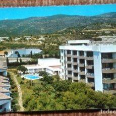 Postales: ALCOCEBER - CASTELLON - URB. LAS FUENTES - APARTAMENTOS CLUB TRES CARABELAS. Lote 207057246
