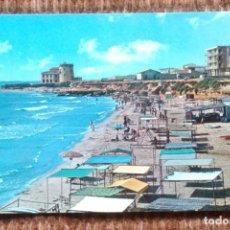 Postales: TORRE DE LA HORADADA - ALICANTE - PLAYA DE LEVANTE. Lote 207057428
