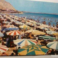 Cartes Postales: POSTAL ALICANTE PLAYA POSTIGUET. Lote 208128030