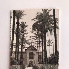 Postales: CARCAGENTE (VALENCIA) POSTAL NO.68, HUERTO DE RIBERA. CAMINAL DE ENTRADA Y CHALET (A.1952). Lote 208933530