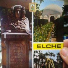 Postales: POSTAL ELCHE ALICANTE DAMA DE ELCHE N 59 SUBIRATS CASANOVAS S/C. Lote 210200008