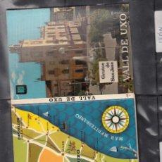 Postales: BLOCK DE 10 POSTALES DE VALL DE UXO. Lote 210334197