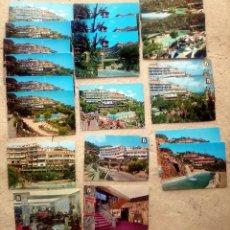 Postales: LOTE 20 POSTALES HOSTAL MONTE PICAYO - VALENCIA. Lote 210603712
